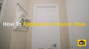 Hanging Interior Doors Slab Doors Door Handle Instal Interior Installation Part Ez