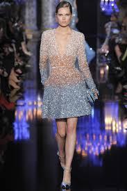 robe de mariã e original défilé elie saab automne hiver 2014 2015 couture