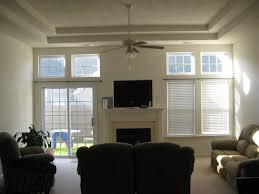 interior kitchen patio door window treatments roman shades for