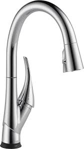 Kwc Luna Kitchen Faucet Delta Esque Single Handle Pull Down Kitchen Faucet With Touch2o