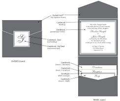 pocket folds envelopments pocket folds envelofolds invitations by custom