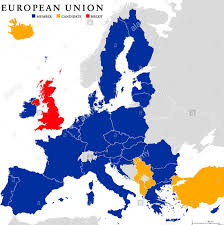Define Political Map Top 30 Maps And Charts That Explain The European Union