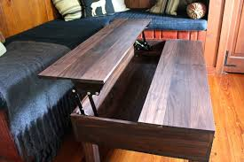 coffee table that raises up coffee table awesome coffee table thatses up image concept big