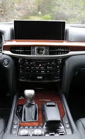 lexus lx 570 interior tuning 2016 lexus lx 570 test drive review autonation drive automotive blog