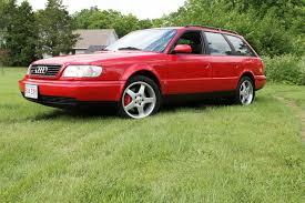 audi 1995 s6 1995 5 audi s6 avant german cars for sale