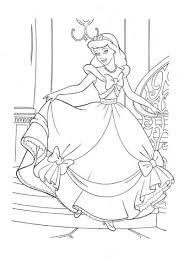 100 ideas disney princess cinderella coloring pages games