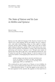 conceptual framework sample thesis the state of nature and its law in hobbes and spinoza edwin document is being loaded