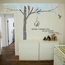 décorer la chambre de bébé 16 stickers muraux pour bien décorer la chambre de bébé