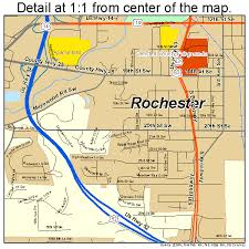 rochester mn map rochester mn pictures posters and on your pursuit