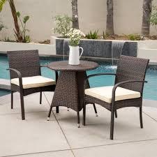Selling Home Decor Best Selling Home Decor Coronado Outdoor 3 Piece Wicker Round