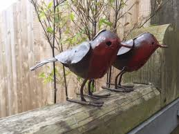 metal garden birds babyllon garden products northton