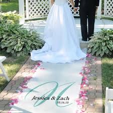 aisle runners for weddings wedding aisle runners wedding accessories