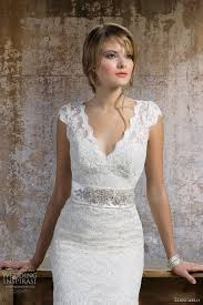 wedding dresses second brides ivory colored wedding dress for second