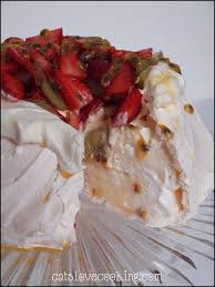 61 best recipe pavlovas images on pinterest pavlova recipe