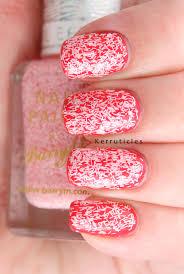 barry m confetti nail effects marshmallow kerruticles