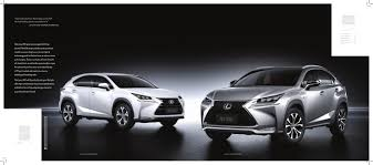 lexus nx300h extras lexus nx brochure by cameron officer ltd issuu