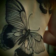38 best large butterfly tattoos images on butterfly