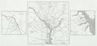 Maps Washington Dc by City Of Fredericksburg Virginia Annapolis Maryland And