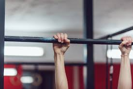 height recommendation for a pull up bar livestrong com