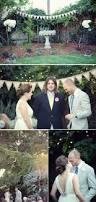 backyard wedding with fun and games