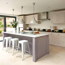 shaker kitchen island kitchen island ideas ideal home