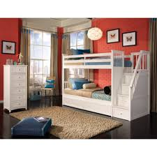 Twin Loft Bed Plans by Twin Over Full Bunk Beds With Stairs Bunk Beds Twin Over Full
