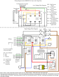 heating and cooling thermostat wiring diagram in honeywell