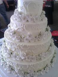 wedding cake og scroll wedding cake cakecentral