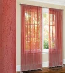 Dusty Curtains Primavera Crushed Sheer Curtain Dusty Home Decor Outlet