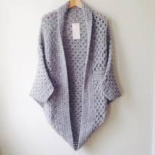 Cocoon Sweater Cardigan Crochet Cocoon Shrug Pattern Lots Of Ideas Crochet Cocoon