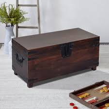 vintage trunk coffee table vintage trunk coffee table the yellow door store