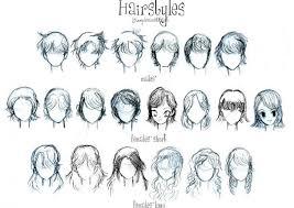 names of anime inspired hair styles collections of anime hairstyles boys cute hairstyles for girls