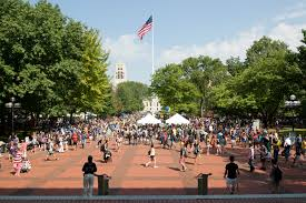 University Of Michigan Flag Diag Reservation Change Campus Involvement