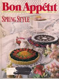 buy delicious passover desserts an article in bon appetit april