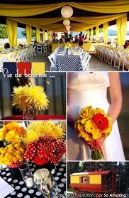 idã e dã co mariage les 25 meilleures idées de la catégorie mariages jaunes rouges sur