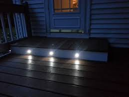 popular of led step lighting and led step lights frosted 40mm