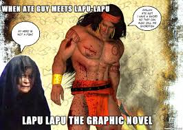 Nora Aunor Memes - ate guy lapu lapu meme for lapulapu the graphic novel meme on imgur