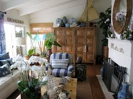Beach Living Room by Everything Coastal Sea Blue And White Always A Classic