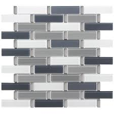 lowes kitchen backsplash tile shop tile at lowes