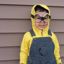 Minion Halloween Costume Baby Minion Diy Halloween Costumes Minion Peter Pan U0027s Shadow