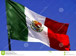 Mecican Flag Mexican Flag Stock Image Image Of Mexiko Mariachis Mayans 92007