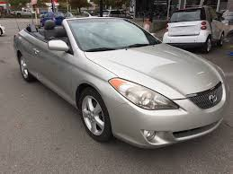 hyundai convertible 2005 toyota solara se convertible 150 000 km limited with
