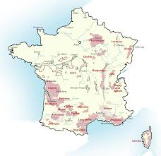 France Germany Map by Wine Maps Sample Maps Of France And Germany