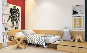 Kids Bed Designs With Storage Super Stylish Kids Room Designs