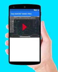 vidio tutorial autocad 2007 easy autocad tutorial video apps on google play