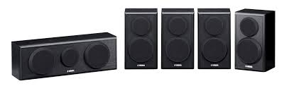 yamaha home theater speakers audio centre 5 1ch speaker package