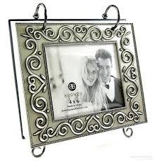 burnes photo albums heart vine flip its br tabletop by burnes picture frames photo
