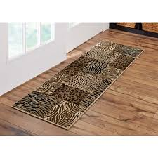 10 Runner Rug Better Homes And Gardens Animal Patchwork Runner Rug 1 U00278