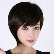 round face short hair asian google search hair pinterest