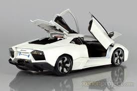 lamborghini reventon car reventon white